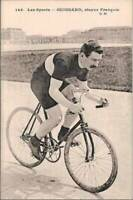 SPORTS.CYCLISME.GUIGNARD, STAYER FRANCAIS.