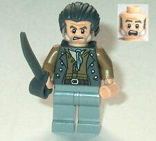 PIRATES OF THE CARIBBEAN #06 Lego Joshamee Gibbs w/sword NEW 4184 Genuine Lego