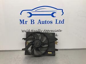 Ford Fiesta Mk6 1.6 tdci Radiator Cooling Fan