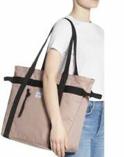 NWT Herschel Supply Co Alexander Tote Travel Bag Ash Rose (Pink)/Black Accents