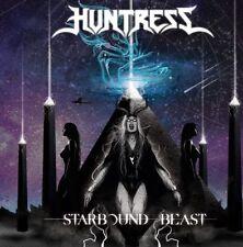 HUNTRESS - Starbound Beast  DIGI CD NEU
