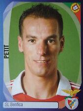 Panini 68 Petit SL Benfica UEFA CL 2007/08