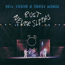Neil Young and Crazy Horse : Rust Never Sleeps VINYL (2017) ***NEW***