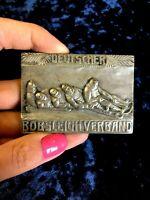 1928 German Bobsleigh Association (DBV) Deucher Bobsledverband medal medaille