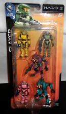 2005 HALO 2 MINI SERIES 2 SLAYER 5 PACK- RARE SLAYER PACK with PINK SPARTAN