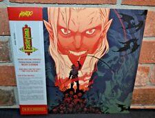 """CASTLEVANIA - Game Soundtrack, Ltd VINATGE BLACK VINYL 10"""" Gatefold + OBI NEW!"""
