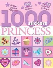 1000 Stickers: 1000 Princess Stickers, , New Book