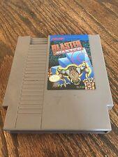 Blaster Master Original Nintendo NES Game Cart NE2