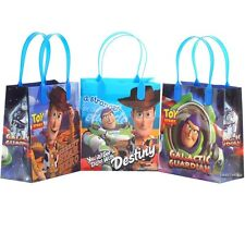12PCS Disney Pixar Toy Story Goodie Party Favor Gift Birthday Loot Bags
