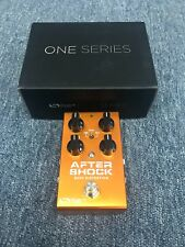 Source Audio After Shock Bass Distortion Pedal  New!