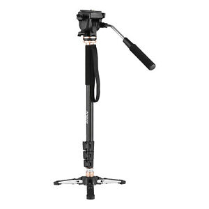 Andoer 173cm/68inch Photography Monopod Stand Aluminum Alloy 6kg Load H7E1