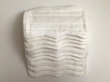 10 Replacement Mop Pads compatible with Shark Steam Mop S3250 S3101 S3202