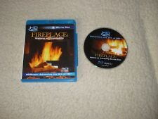BLUE RAY-  FIREPLACE: VISIONS OF TRANQUILITY     EDICIÓN ESPAÑOLA