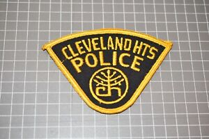 Cleveland Heights Ohio Police Patch (US-Pol)