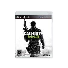 Call Of Duty Modern Warfare 3 Playstation 3 COD MW3 - Black Label PS3