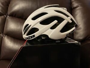Lazer Blade + MIPS Road Cycling Helmet White  Medium 55-59cm