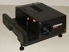 Diaprojektor Kindermann monitor tl, AF Maginon 2,8/85 Lampenkarussell, Dimmer