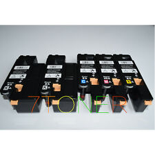 5 x Toner For Xerox phaser 6020 6022 Workcentre 6025 6027 106R02760 ~ 106R02763