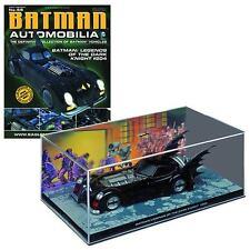 Batman Legends Dark Knight #204 ~ Batmobile Die-Cast with #68 Collector Magazine