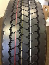 (2-Tires) 385/65R22.5 20 PLY ROAD WARRIOR TRUCK RADIAL DRIVE 38565225  #397