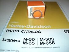 1965 HARLEY  AERMACCHI    M-50CC  EXHAUST GASKET 65832-65P  AMF