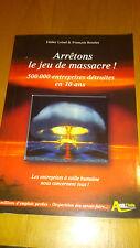 Arrêtons le jeu du massacre ! - Loisel & Bourlet - Avoir l'info (2008)