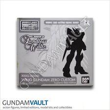 NEW MSIA - XXXG-00W0 WING GUNDAM ZERO CUSTOM Slash [Bandai] US Seller