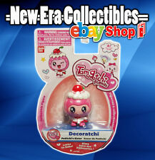 "Tamagotchi Friends Decoratchi 1"" Mini Figurine Collectible Figure Bandai #37503"