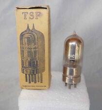 Rare: ancienne lampe tube radio TSF à pointe «Micro Eclipse»
