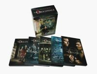 THE ORIGINALS:THE COMPLETE SERIES SEASON 1-5 DVD(NEW SEALED, FREE SHIPPING)