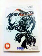 Nintendo Wii - Mad World - Brand New