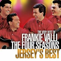 FRANKIE VALLI & THE FOUR SEASONS The Very Best Of Jersey's Best 2CD BRAND NEW