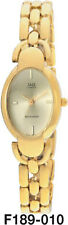 AUSSIE SELLER LADIES BRACELET WATCH CITIZEN MADE GOLD F189-010 P$99.9 WARRANTY