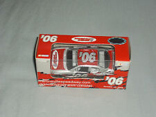 2006 MARTINSVILLE CHEVY MONTE CARLO 1/64 NASCAR DATED TRACK PROMO ( OCTOBER )