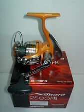 SHIMANO SONORA SON2500FB Front Drag Saltwater Spinning Fishing Reel 6/8/10lb
