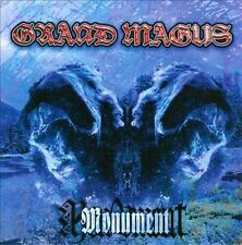 Grand Magus - Monument [CD New]