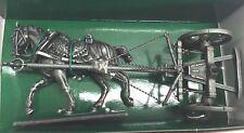 Caballo de tiro Grand Armée Napoleon 56 mm Figura soldado plomo Atlas 7426 002