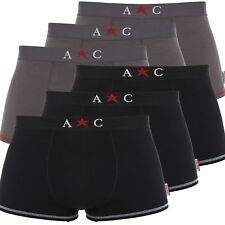 AC by Andy HILFIGER 6er Pack Boxer Shorts