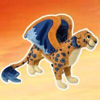 "Disney Store SKYLAR Jaquin Plush Doll Elena of Avalor Jaguar Eagle 15""~ Clean!"