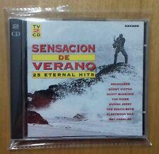 """CD´S (DOBLE) SENSACION DE VERANO """"25 ETERNAL HITS"""""""
