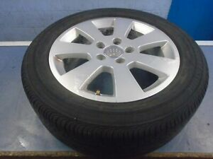 "Audi A3 8P 16"" Alloy wheel & Tyre 205/55/16 3.35mm tread 8B0601025A"