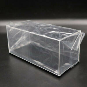 1:43 Acrylic Display Case Model Toys Cars Show Box Transparent Dust Proof 14cm