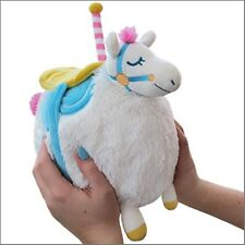 """SQUISHABLE Mini Carousel Horse 7"""" stuffed  LIMITED EDITION Hand numbered NEW"""