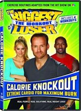 THE BIGGEST LOSER - THE WORKOUT - CALORIE KNOCKOUT (DVD)