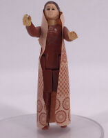 Vintage 1980 Kenner Star Wars Figures Near Complete Rare ESB LEIA BESPIN GOWN