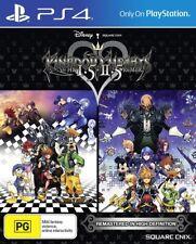 Kingdom Hearts HD 1.5 2.5 Remix Sony PlayStation 4