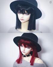 KPOP Idol Star Cosplay 1/3 1/4 1/6 BJD Wig Doll Hair Wig Fashion Sa