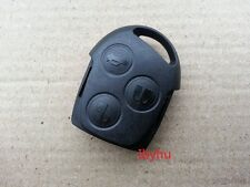 NEW Ford Focus Fiesta Mondeo Galaxy KA Transit 3 Button Remote Key Fob Case