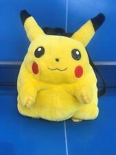 PIKACHU peluche range pyjama Pokemon Go Nintendo TOMY Plush soft toy rare N°2