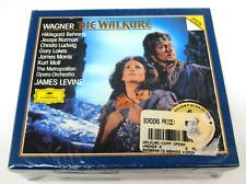 Die Walkure Valkyre Wagner Opera Deutsche Grammophon CD Set, Brand New, Sealed